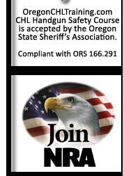 Join NRA - Oregon CHL Training online